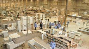 Nhu cầu đầu tư thiết bị, máy chế biến gỗ tăng cao