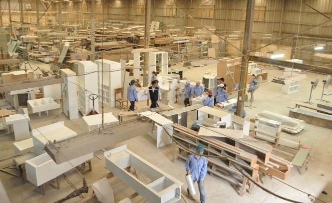 Nhu cầu đầu tư thiết bị, máy chế biến gỗ tăng cao - Ảnh 1