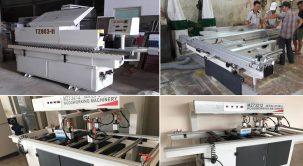 Các loại máy cho mô hình sản xuất cửa và nội thất hiện đại